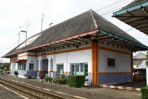 Pemkab Batang Siapkan Sapras Stasiun