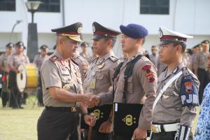 22 Personel Polisi Jateng Sabet Penghargaan