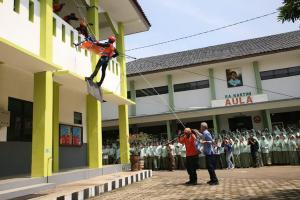 Siswa SMA-SMK Jateng Akan Diberi Materi Kebencanaan
