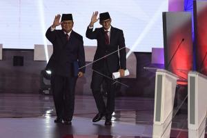 Jokowi Singgung Minimnya Pengurus Perempuan di Gerindra
