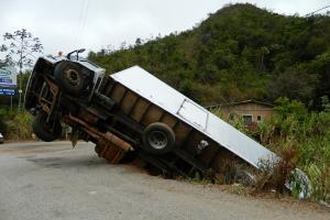 Terjadi 30 Kecelakaan sejak Jalan Layang Kretek Beroperasi