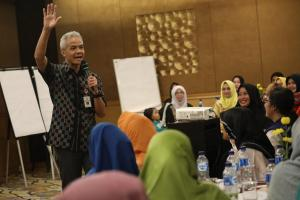 Ganjar: Pembebasan Abu Bakar Baasyir Baik bagi Indonesia