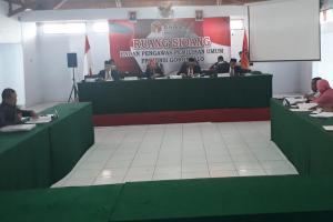 DKPP Periksa Anggota Bawaslu Diduga Kader PDIP