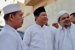 Ketua PA 212 Sangkal Kampanye saat Tablig Akbar