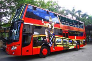 Sukoharjo Tolak Bus Wekudara, Surakarta Santai