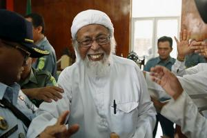 Pemerintah Disebut PHP Keluarga Abu Bakar Baasyir