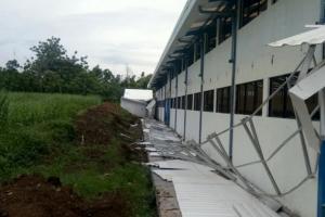 Polres Rembang Bakal Usut Pembangunan Pasar Wonokerto