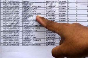 KPU Kota Semarang Diminta Coret 706 Pemilih TMS