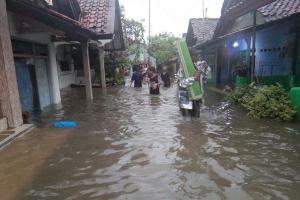 Pantura Pekalongan Banjir, Pengendara Diimbau Lewa Tol