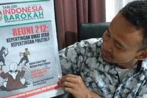 Tabloid Indonesia Barokah 'Bombardir' DIY