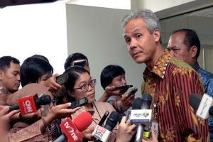 Ganjar: Deklarasi Kepala Daerah Se-Jateng Sesuai Aturan