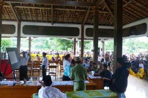 50 Pasutri Tarung pada Pilkades Purworejo
