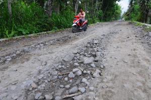 Perbaiki Jalur Evakuasi Merapi, Jateng Anggarkan Rp7 Miliar