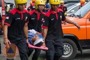 Mayoritas Bencana selama Januari 2019 Menimpa Jawa