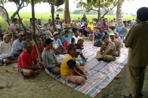 Jokowi Janjikan 17 Ribu Penyuluh Pertanian Jadi PNS