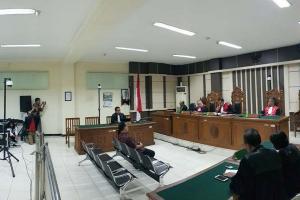 Tasdi Divonis 7 Tahun Penjara
