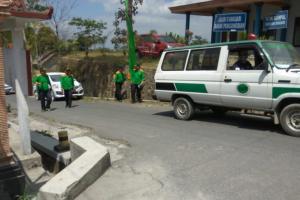 BPBD: Jalur Evakuasi Merapi di Klaten Siap