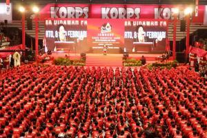 Megawati Pastikan Prabowo Sulit Taklukan Jateng