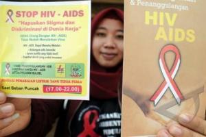 ADHA Didiskriminasi, Sosialisasi HIV/AIDS Harus Intensif