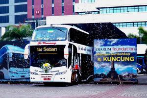 Bus Wisata Ketiga Kota Semarang Dirilis