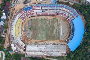 Rp600 Miliar untuk 'Finishing' Stadion Jatidiri Semarang