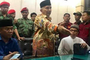 PDIP Singgung Tanahnnya, Amien Rais: 'Nyanyian Nyamuk'