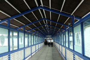 Skybridge Tirtonadi-Balapan Segera Beroperasi 24 Jam