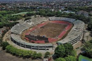Revitalisasi Stadion Manahan Diprediksi Rampung Akhir 2019