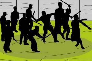 Ricuh Pendukung Capres, Polisi Tak Amankan Seorang Pun