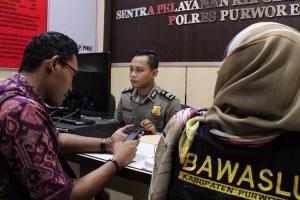 Bawaslu Purworejo Limpahkan Kasus Pidana Pemilu ke Polisi