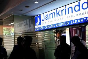 Jamkrindo Salurkan Kredit Rp2,7 Triliun untuk UMKM Jateng