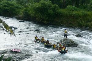 Pemkab Magelang Hentikan Seluruh 'River Tubing'