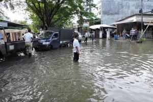 Atasi Banjir, Pemkot Semarang Alokasikan Rp100 Miliar