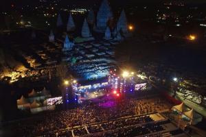 Musisi Dunia Siap Semarakkan Prambanan Jazz Festival