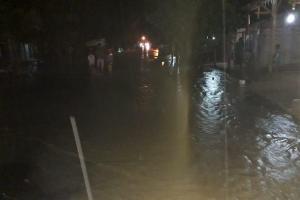 Hujan Deras, Grobogan dan Rembang Kebanjiran