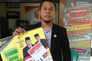 Takwim Prabowo-Sandi Juga Catut Logo Pemkab Sukoharjo
