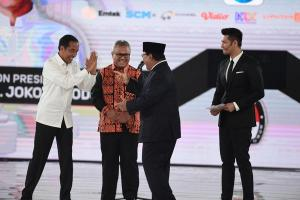Prabowo Ejek Pertahanan, Jokowi Pamer Anggaran