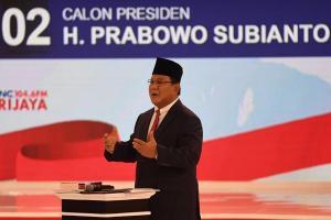 Prabowo 'Telanjangi' Argumen Jokowi soal Diplomasi