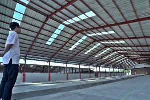 Pembangunan Pasar Pengging Boyolali Segera Rampung