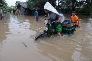 Tiga Kecamatan Kendal Kebanjiran
