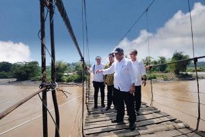 PUPR Akan Bangun 166 Jembatan selama 2019