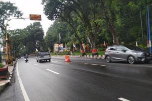 Upaya Cegah Kecelakaan di Jalan Jenderal Sudirman Magelang