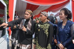 HUT ke-53, Pemkab Rilis Batang Smart Region