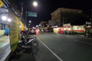 Selter PKL Kota Barat Solo Segera Diresmikan