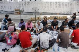 Surat Suara Tertukar Terjadi di Semarang