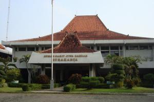 Jokowi-Prabowo Berbagi Suara di RSJD Surakarta