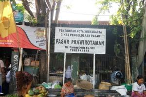 Proyek Rehab Pasar Prawirotaman Yogyakarta Segera Dilelang