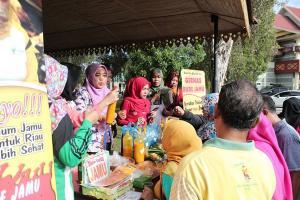 Pemkab Tegal Gelar Festival Jamu