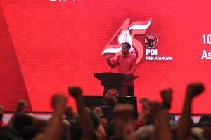 Belum Habis, Kedigdayaan Jokowi dan PDIP di Jateng