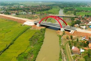 Puncak Mudik Tol Batang-Semarang Diramalkan Hari Ini
